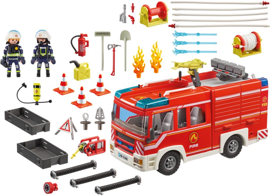 Extra picture of set 9464