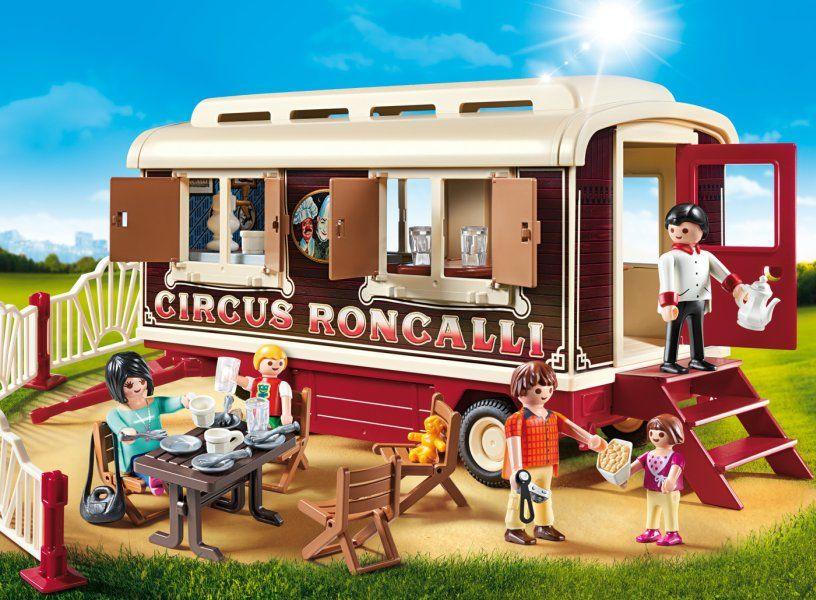 Fonkelnieuw Klickywelt • Thema anzeigen - Anleitungen Roncalli Zirkus-Wagen GZ-08